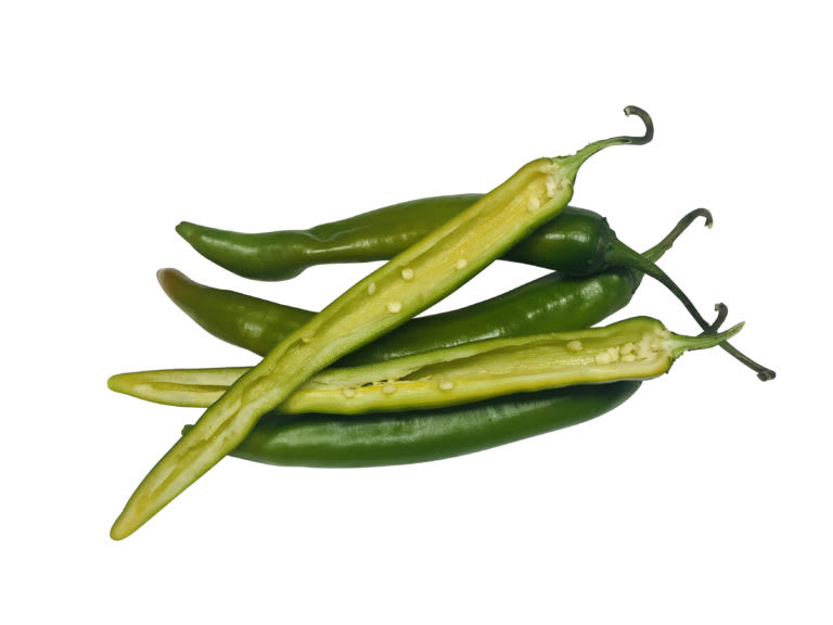 greenChillies