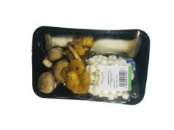 wild mushroom pack