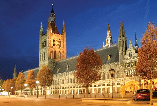 Ypres in Belgium