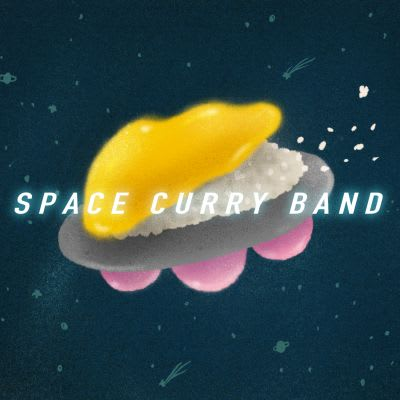 Space Curry Band