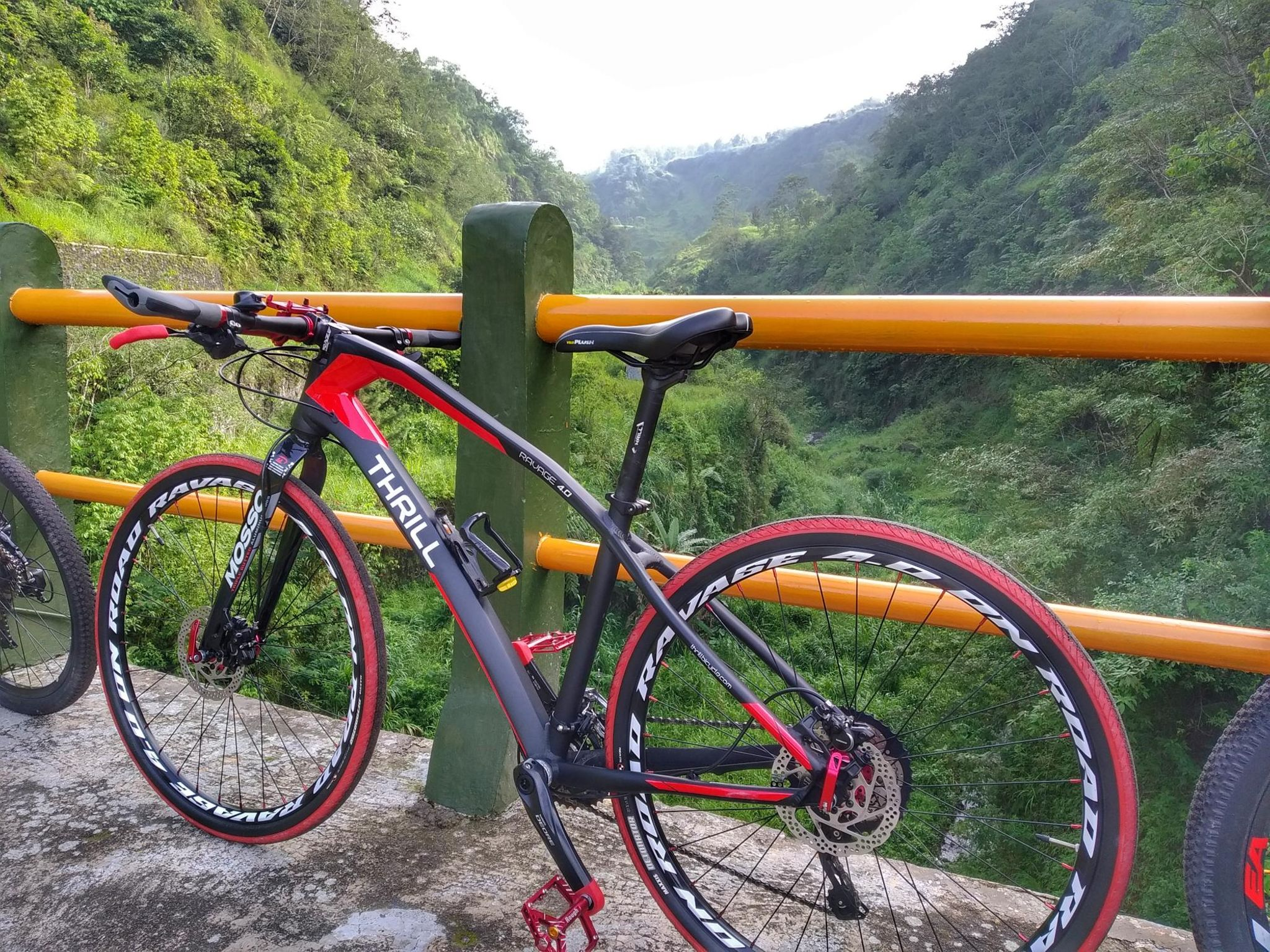 Merubah Sepeda MTB ke Sepeda Hybrid