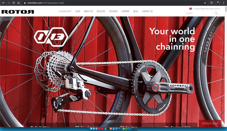 Ternyata Ada Gear Shifting Hidrolik di Sepeda