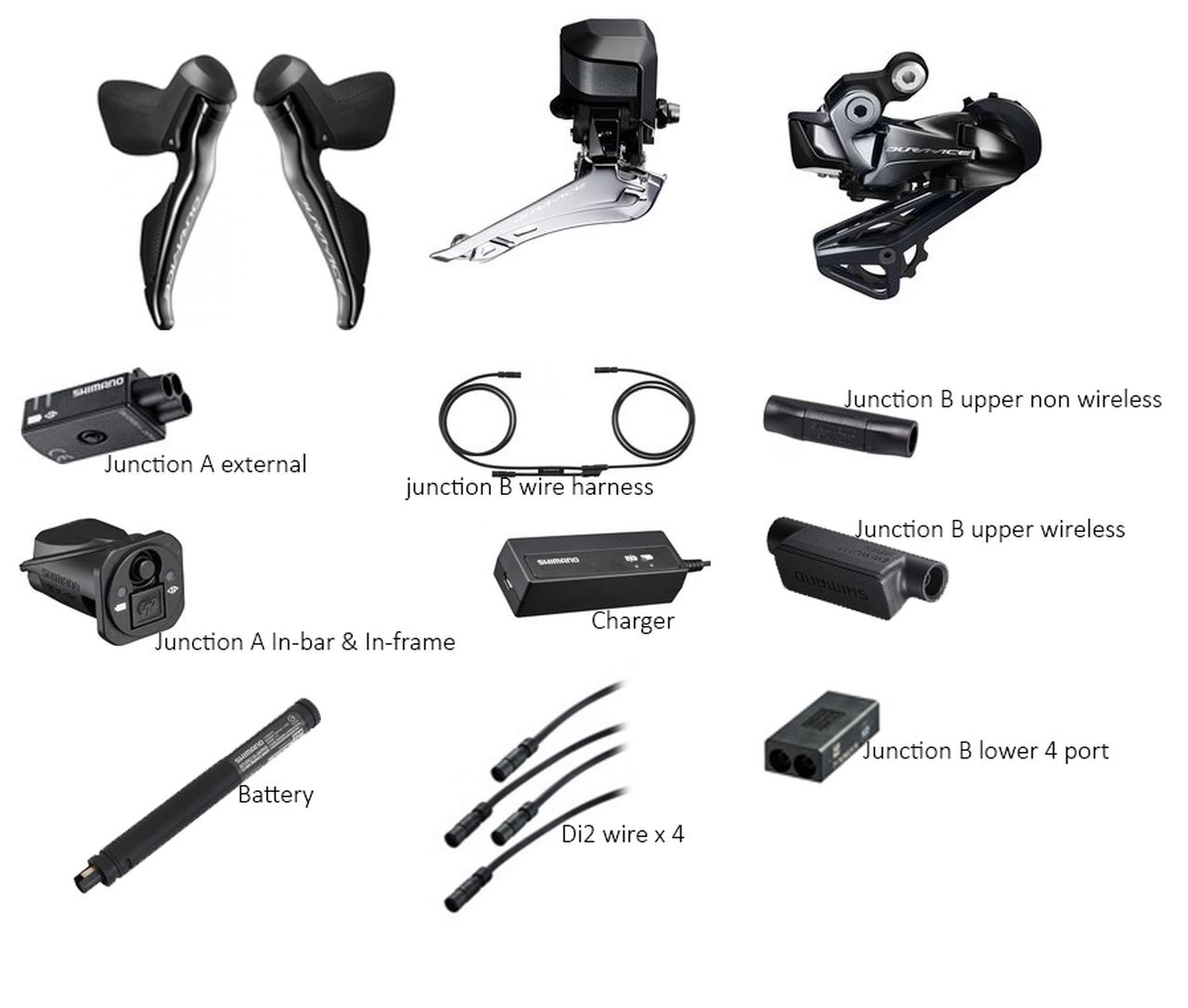 Mengenal Frame Sepeda Di2 Ready