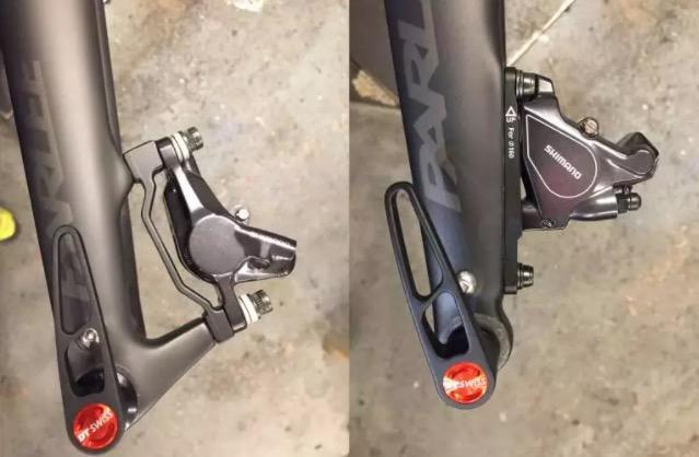 Membedakan Flat Mount dan Post Mount di Roadbike Disc Brake