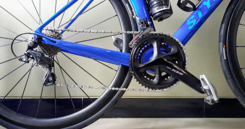 Memasang Shimano 11 Speed Crankset di 10 Speed Groupset