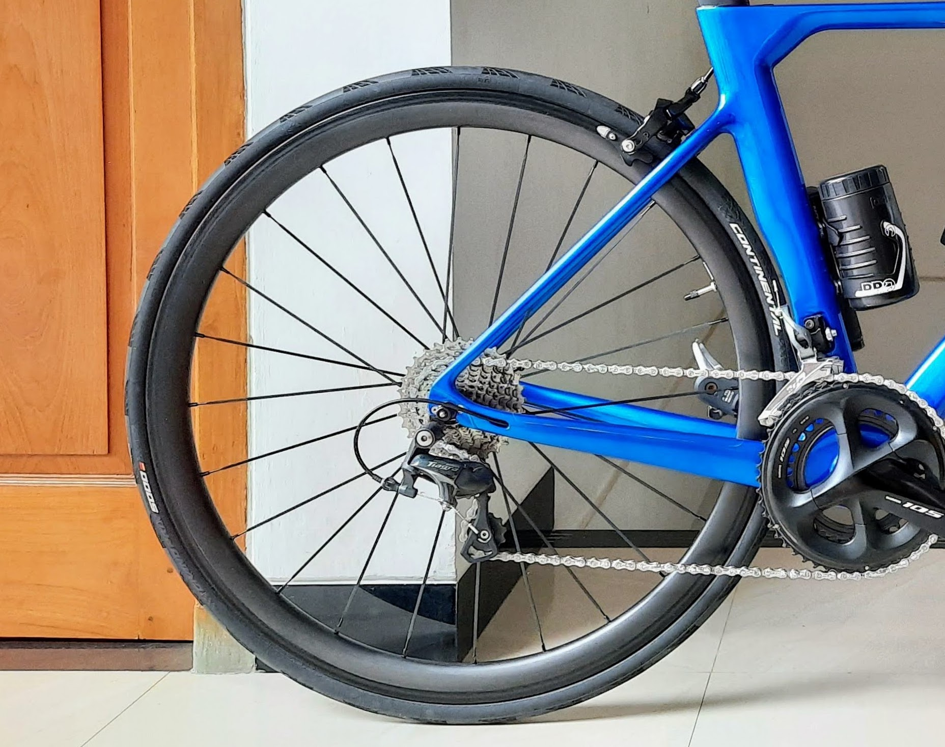 Impresi CSC Wheelset Dengan Hub Powerway R13 Ceramic Setelah 1000km