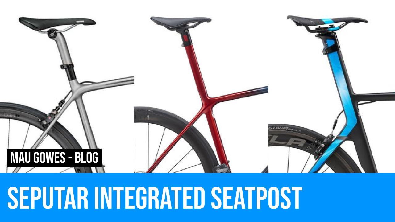 Kenapa Sepeda High-end Menggunakan Integrated Seatpost