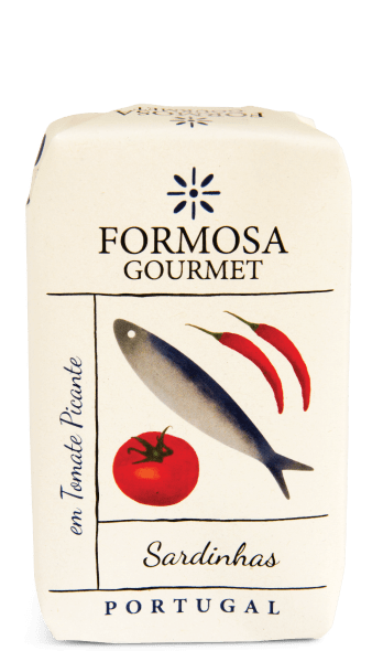 sardines in spicy tomato