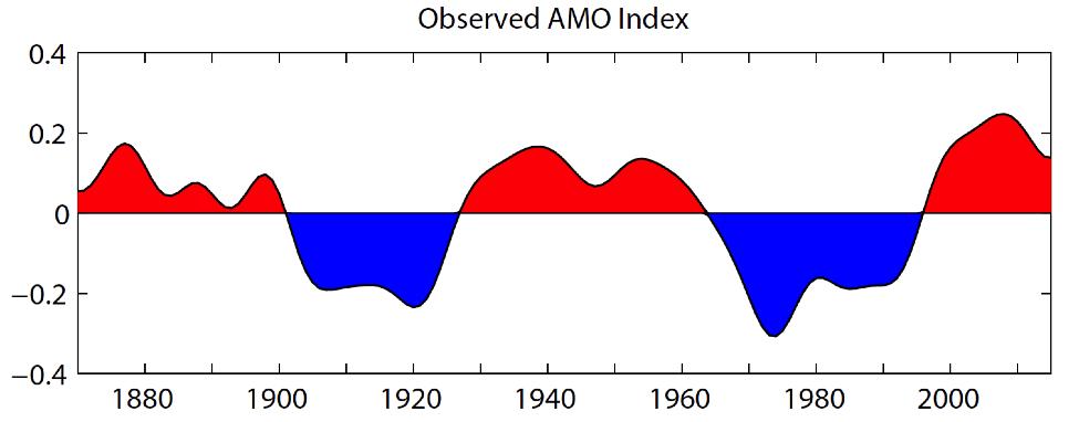 Image result for atlantic multidecadal oscillation