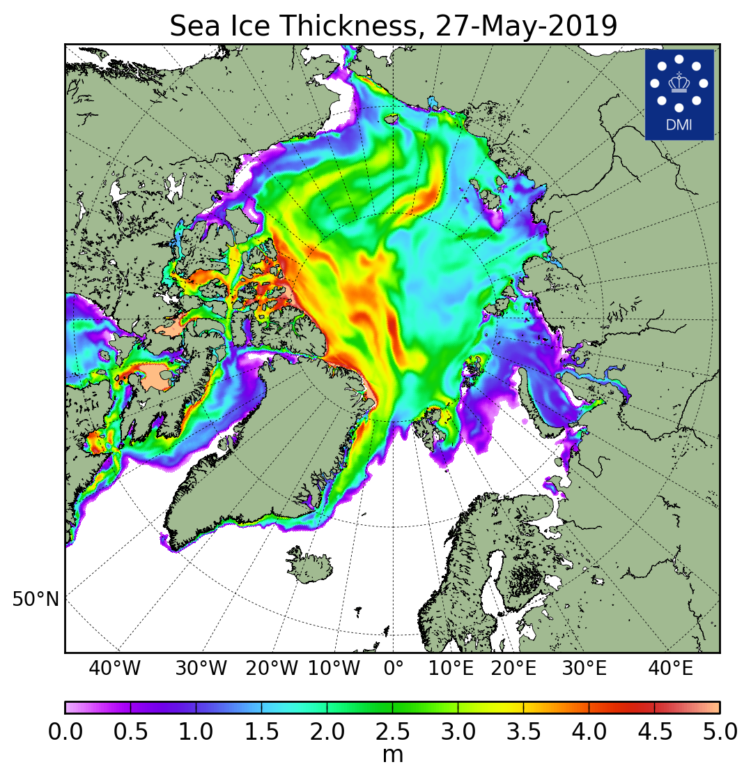http://polarportal.dk/fileadmin/polarportal/sea/CICE_map_thick_LA_EN_20190527.png
