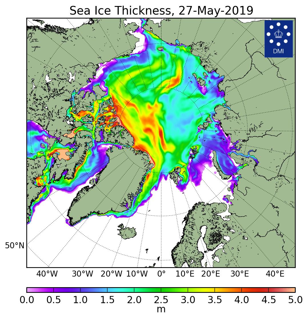 http://polarportal.dk/fileadmin/polarportal/sea/CICE_map_thick_LA_EN_20190527.png