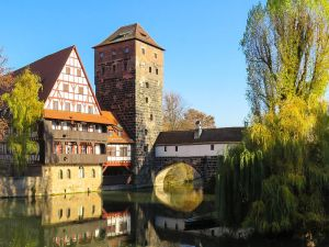 Moving to Nürnberg