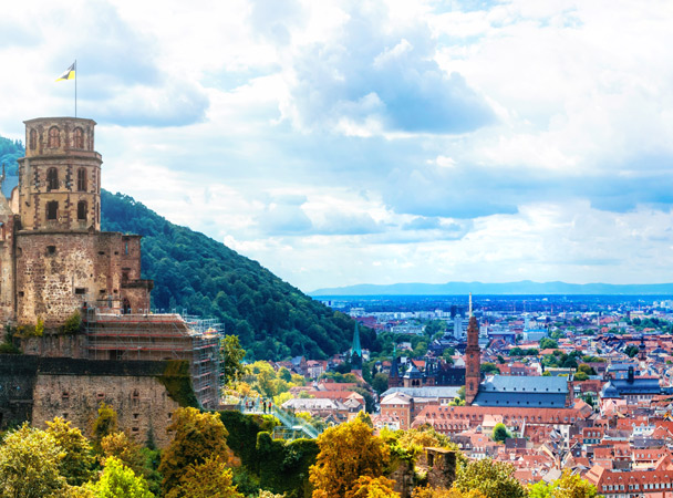 Moving to Heidelberg