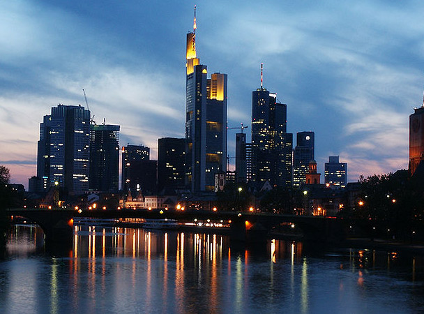 Moving to Frankfurt