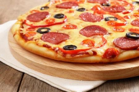 Fastfood - Pizzacı