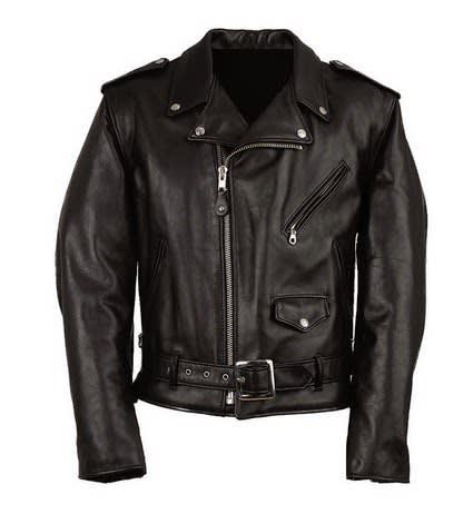 grosir jaket kulit pria murah