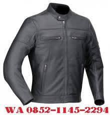 Harga jaket kulit pria terbaru