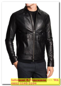 model jaket kulit asli garut
