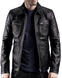 model jaket kulit pria garut