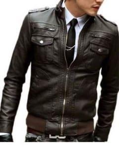 jaket kulit pria terbaru 2018