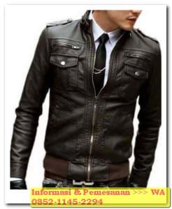 jaket kulit gaul