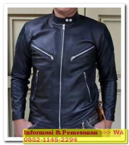 sentral jaket kulit garut