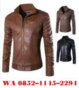 model jaket kulit anak muda