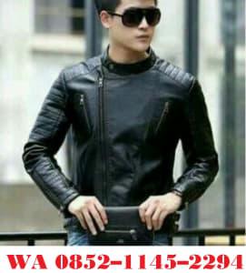 model jaket kulit Korean Style