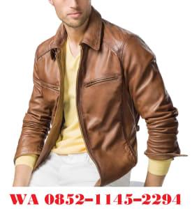 Harga jaket kulit pria