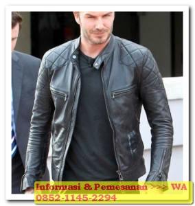 jaket kulit garut model baru