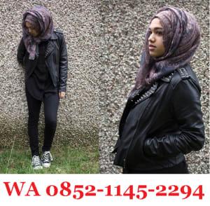 Jaket Kulit Wanita Malaysia