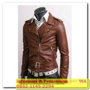 harga jaket kulit ramones