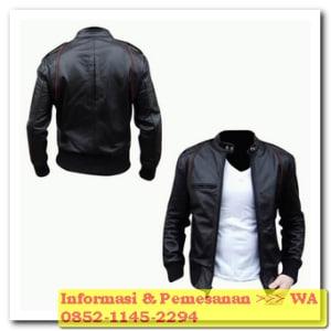 model jaket kulit pria asli garut
