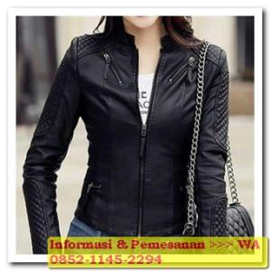 model jaket kulit asli terbaru