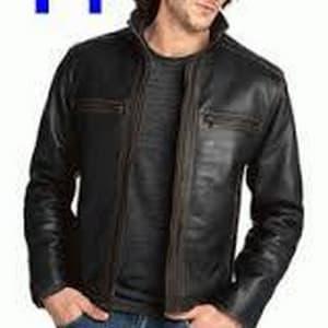 model jaket kulit anyam garut