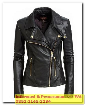 model jaket kulit terbaik