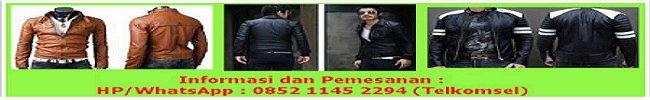 Jaket Kulit Garut Model Pria, Wanita dan Motor