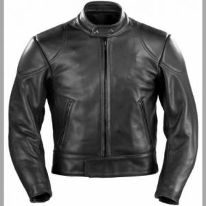 Model jaket kulit Motor Racer
