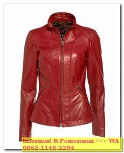 model jaket kulit 2018