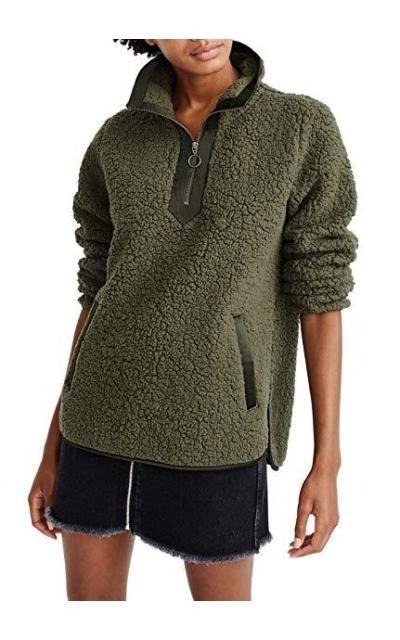 BTFBM Fleece Sherpa  Pullover