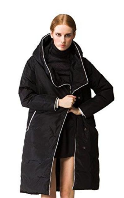 Orolay Down Jacket with Hood