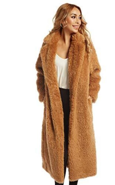 Faux Fur Winter Coats