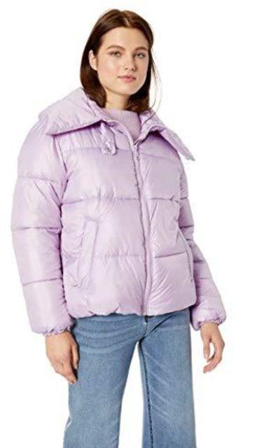 KENDALL + KYLIE Puffer Coat