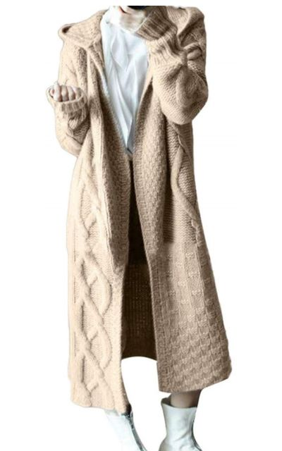 LISTHA Maxi Sweater Cardigan