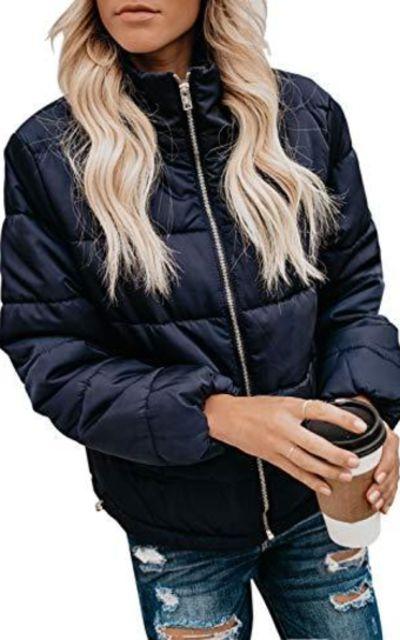 Asyoly Puffer Jacket