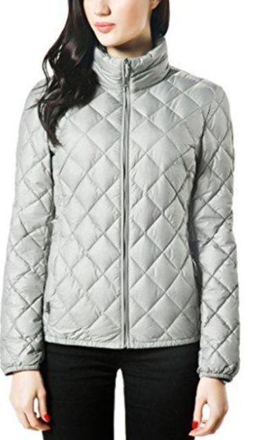 XPOSURZONE Packable Down Quilted Jacket
