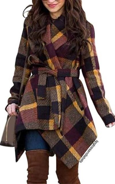 Chicwish Blanket Coat