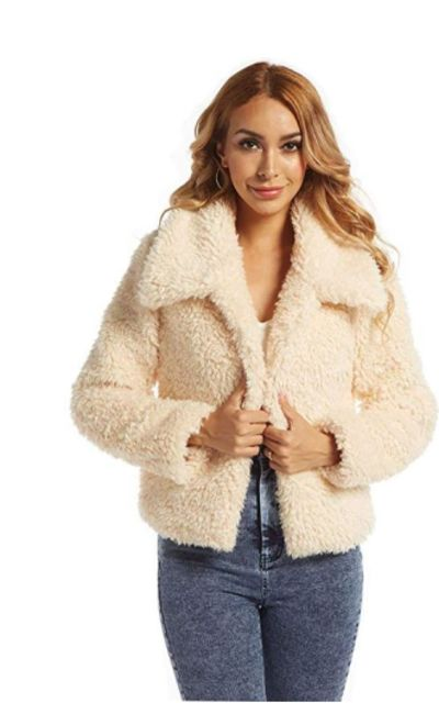SUGAR POISON  Sherpa Jacket Outwear