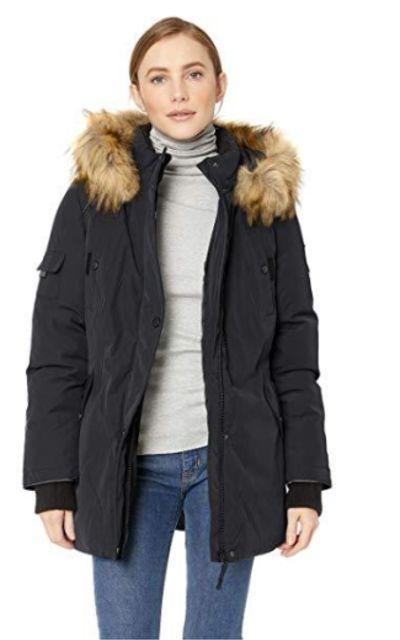 Alpine North Vegan Down Parka Winter Jacket
