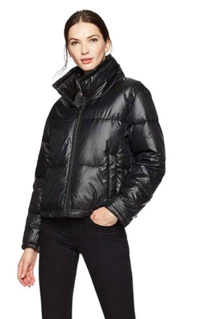 Haven Outerwear Shrunken Puffer Coat